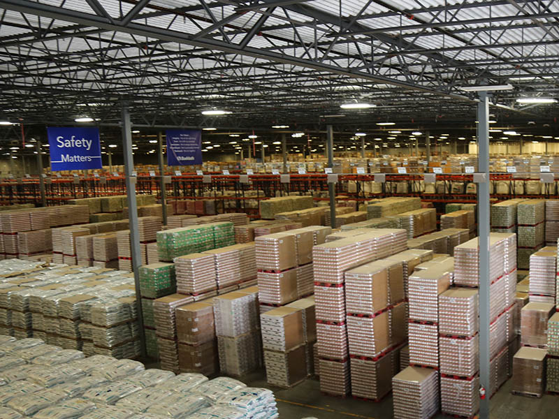 supply chain management warehouse