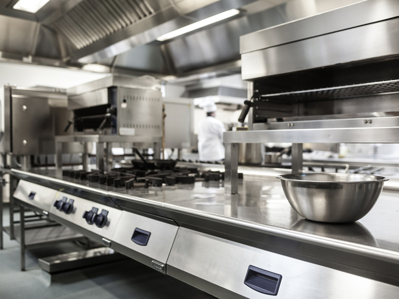 ffe commercial kitchen