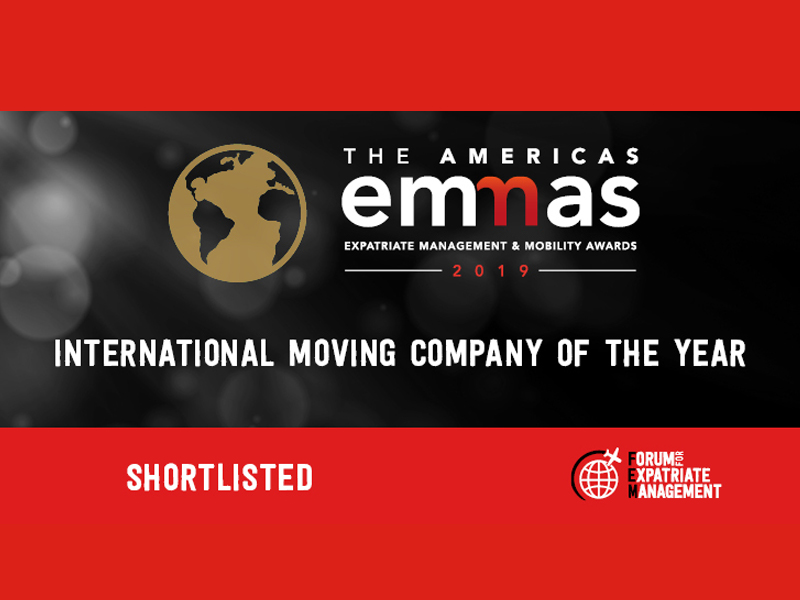 suddath shortlisted for 2019 international moving company of the year award