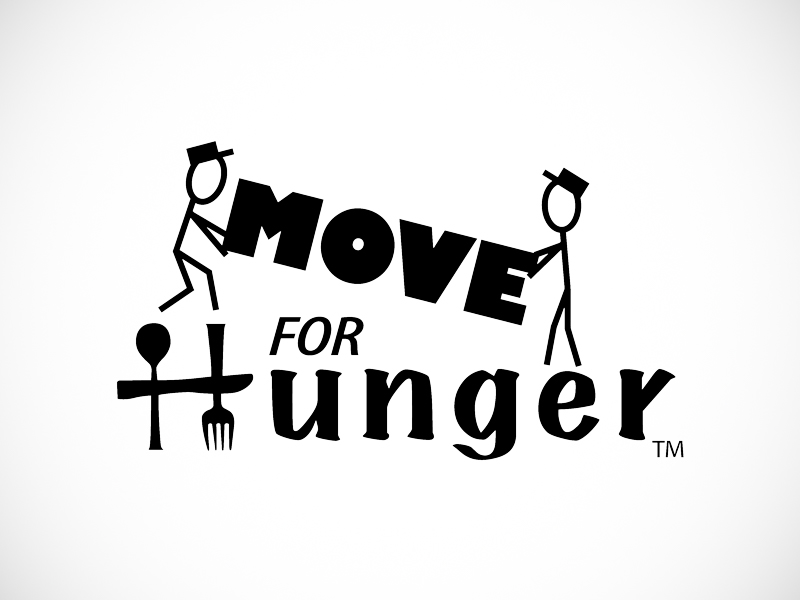 move for hunger logo announcement