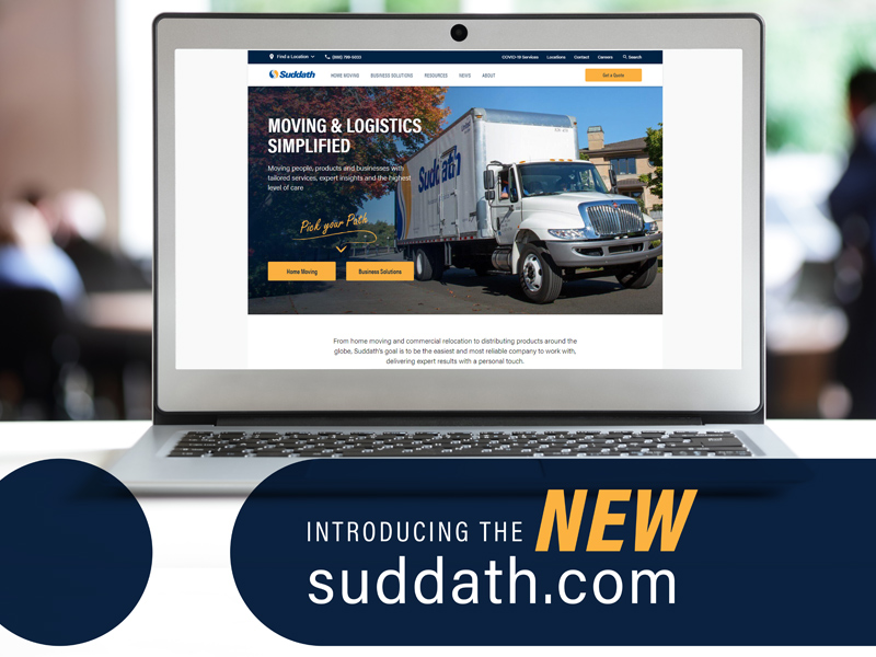 new suddath website rollout 2020