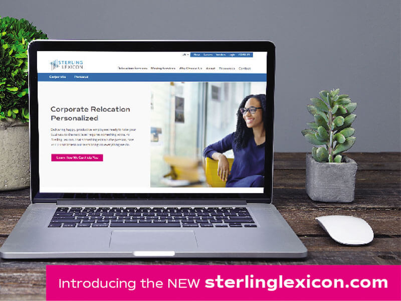sterling lexicon website refresh